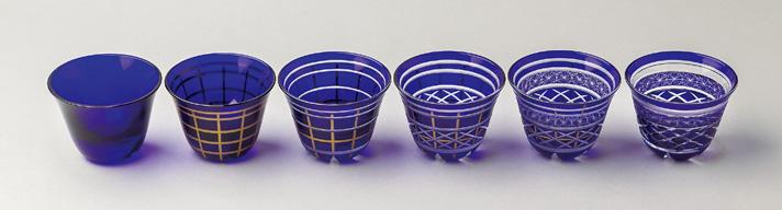 「江戸切子 荒摺り」の画像検索結果