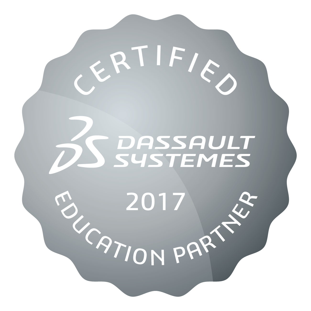 DASSAULT SYSTEMES EDUCATION PARTNER Certified